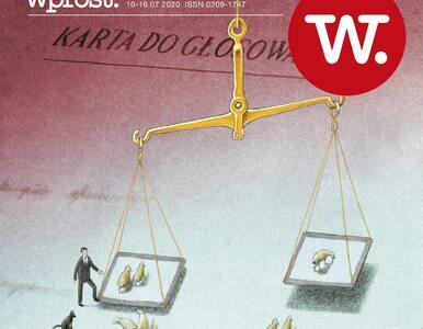 Najnowszy e-Wprost: Co nas czeka po wyborach, finanse Biedronia, wywiad...