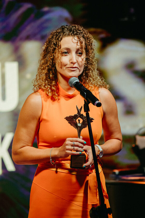 Małgorzata Omiecińska, laureatka nagrody ShEO Awards