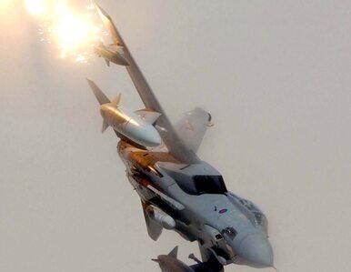 Włoskie myśliwce ostrzelały Libię