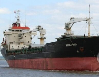 Bunt na tureckim statku. Ukraińska ekipa ratunkowa przyszła z pomocą