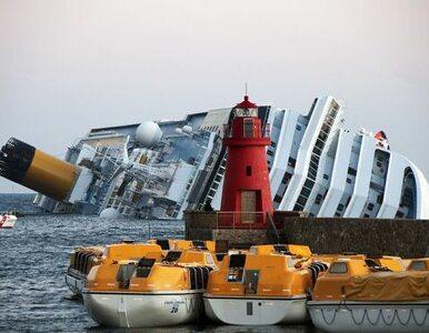 Włochy: operacja usuwania wraku Costa Concordia potrwa rok