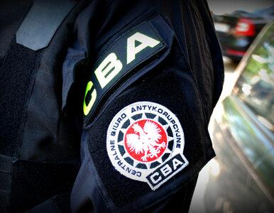 Udawali agentów służb specjalnych. CBA zatrzymało 8 osób
