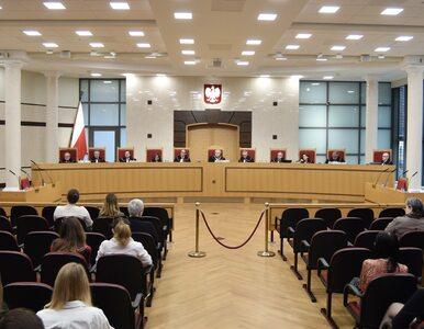 TK ogłosił wyrok ws. konstytucyjności ustawy PiS o Trybunale. 9 z 10...