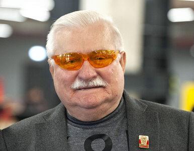 """Lech Wałęsa w szpitalu. """"Robiłem wszystko, by dobrze służyć narodowi"""""""