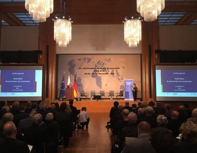 Zgrzyt na międzynarodowej konferencji w Berlinie. Polski ambasador mówił...