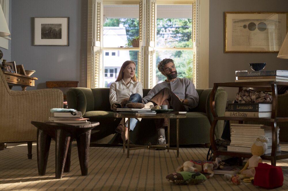 """Kadr z serialu """"Sceny z życia małżeńskiego"""""""