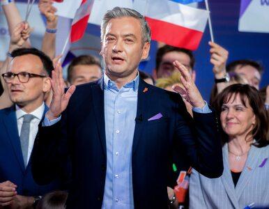 """Robert Biedroń mówi o trzech scenariuszach na wybory. """"Wiosna chce być..."""