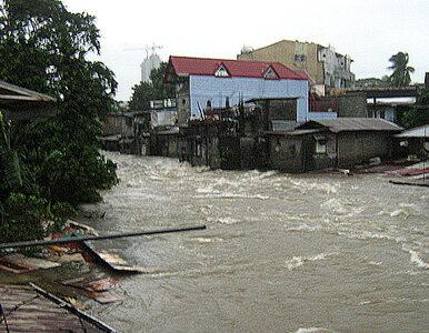 Burza na Filipinach: jedni giną, drudzy zadowoleni