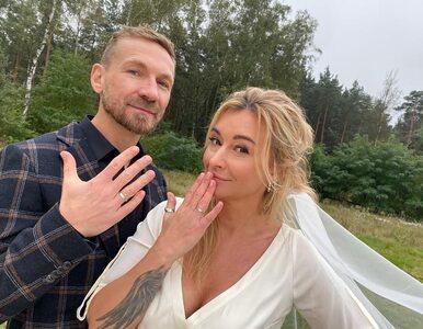 Martyna Wojciechowska pokazała zdjęcia ze ślubu z Przemysławem...