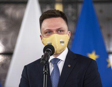 """Partia Hołowni oficjalnie zarejestrowana. """"To kolejny krok"""""""