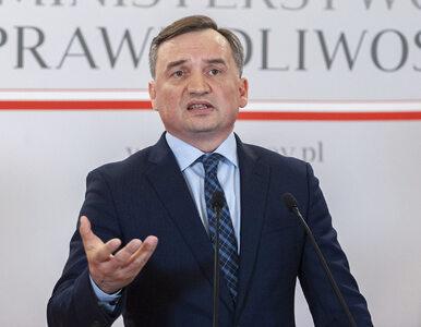 Zbigniew Ziobro apeluje: Nie możemy ulegać szantażowi