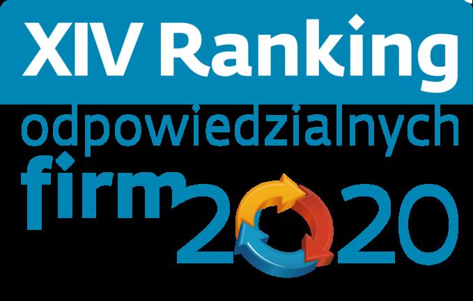 XIV Ranking Odpowiedzialnych Firm 2020