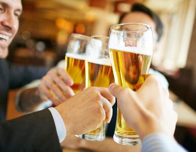 """Nawet picie """"niskiego ryzyka"""" może być szkodliwe"""