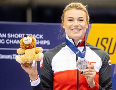 Wielki sukces Polki! Natalia Maliszewska srebrną medalistką ME