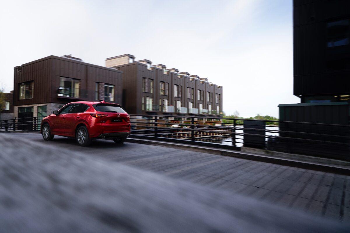 Mazda CX-5 MY 2022