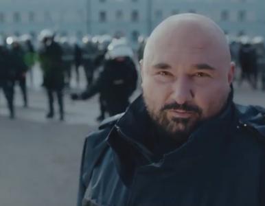 Patryk Vega promuje pracę w policji. Zobacz nagranie