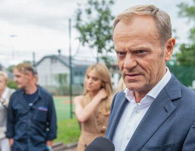 Tusk: Im bardziej bezradna i skorumpowana władza, tym groźniejszy wirus