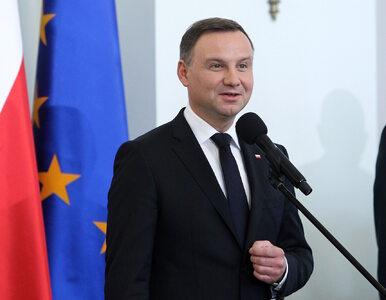 Prezydent Duda z wizytą w Kijowie. Weźmie udział w obchodach 25-lecia...