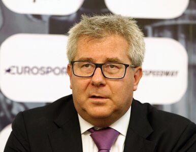 Czarnecki ostro o słowach Bieńkowskiej: Jej opinia jest bełkotliwa,...