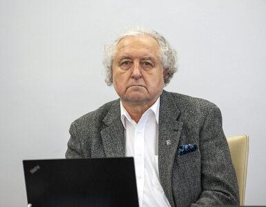 Prof. Andrzej Rzepliński dla WP: Możemy się okłamywać i mówić, że...