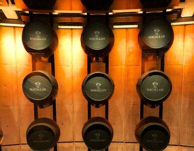 Butelka whisky sprzedana za niemal 7,4 mln złotych. To nowy rekord