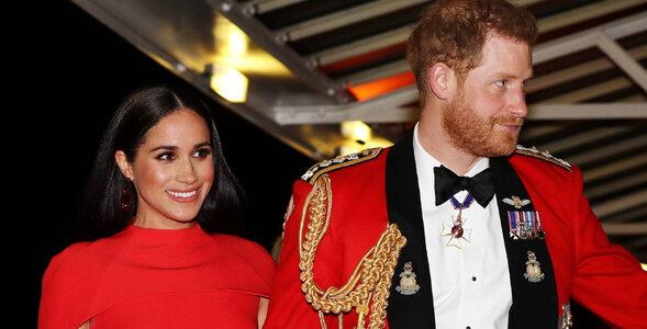 QUIZ. Meghan Markle i książę Harry bez tajemnic. Sprawdź swoją wiedzę!
