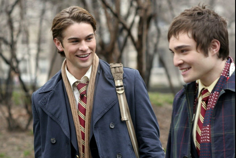 Nate Archibald (Chace Crawford) i Chuck Bass (Ed Westwick)