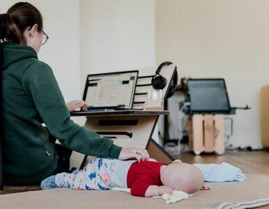 """""""Dla wielu pracodawców małe dzieci to problem"""". Jesteś matką? Sprawdź,..."""