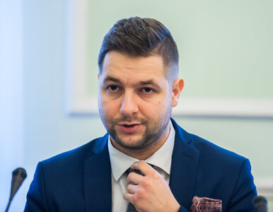 Patryk Jaki chce delegalizacji organizacji Duma i Nowoczesność. Złożył...