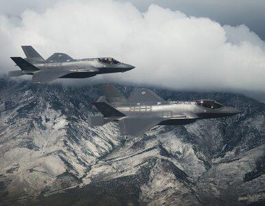 Kongres USA zgodził się na sprzedaż Polsce F-35. Błaszczak: Będziemy...