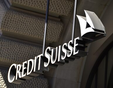 Credit Suisse pod lupą prokuratury. Bank mógł pomagać w praniu brudnych...