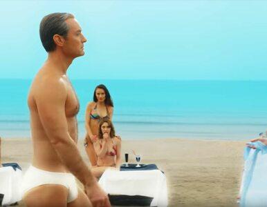 """Był """"Młody papież"""", będzie """"Nowy papież"""". Odważny teaser na plaży..."""