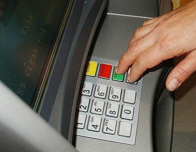 Ukradli bankomat, ale... nie potrafili go otworzyć