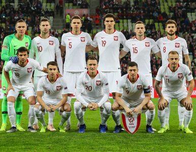 Pierwszy ranking FIFA w 2019 roku. Na którym miejscu reprezentacja Polski?