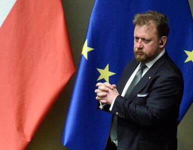 Minister Szumowski: Gdybyśmy byli w dawnych czasach, to bym panu...