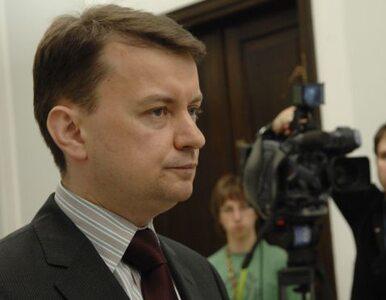 """Błaszczak o PO: """"Totalna opozycja"""" straciła rozum"""
