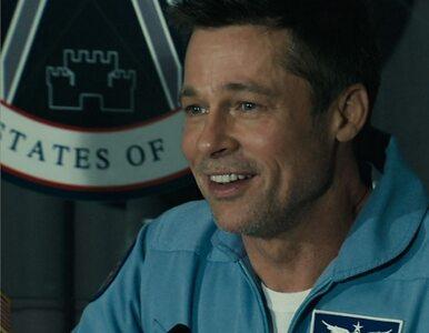 """Brad Pitt po raz pierwszy w takiej roli. Jest zwiastun filmu """"Ad Astra"""""""