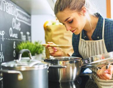 7 najpopularniejszych błędów kulinarnych. Przez nie potrawy nie wychodzą...