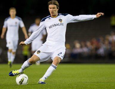 Beckham chce stworzyć drużynę piłkarską. Brakuje mu kilkuset milionów...