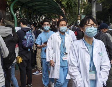 Koronawirus zbiera śmiertelne żniwo. Pierwsza ofiara w Hongkongu