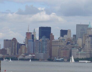 Historyczny poniedziałek w Nowym Jorku. Nikt nie zginął