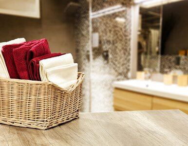 Jak często pierzesz ręcznik? Pamiętaj, że to magnes na drobnoustroje