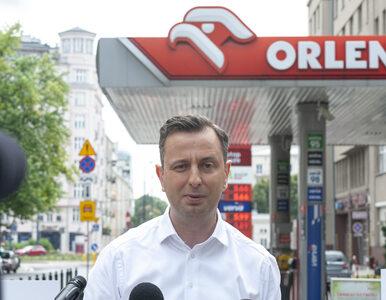 Podczas konferencji obniżono ceny paliwa. Kosiniak: Będziemy teraz...