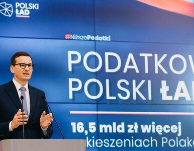 Trwa zamieszanie wokół składki zdrowotnej w Polskim Ładzie....