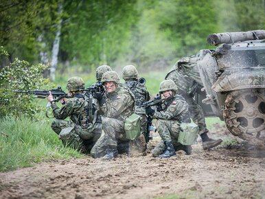 Polscy żołnierze bez pozwolenia w Szwecji? MON: Otrzymaliśmy zgodę....