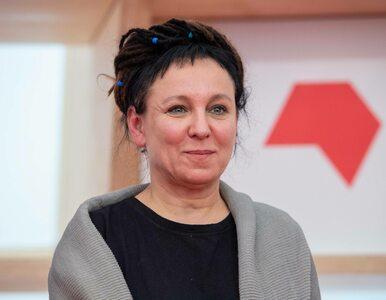 """""""Wiadomości"""" TVP atakują Olgę Tokarczuk. """"Szkaluje Polskę"""""""