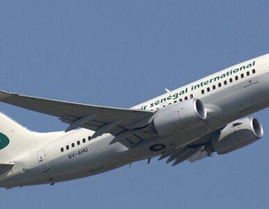 Porwano samolot w Meksyku