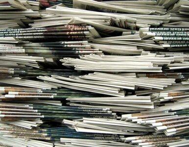 Polacy przestają czytać gazety