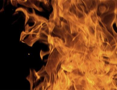 18-latek podpalił się w proteście. Nie żyje