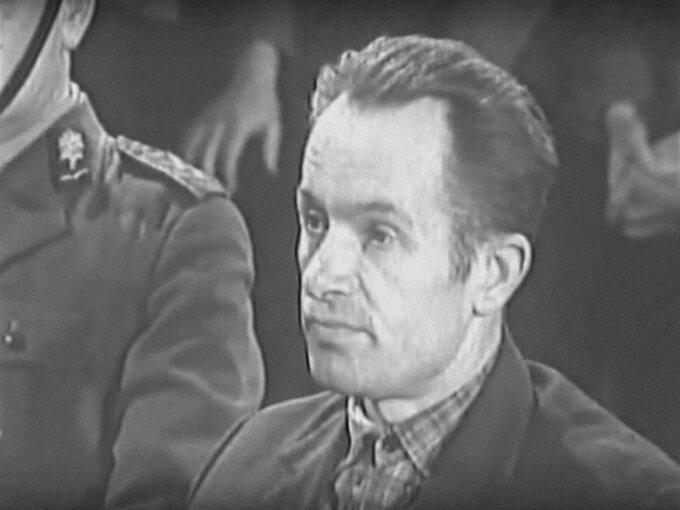 """Kadr z programu TVP2 """"Paragraf 148 - Kara śmierci, odc. 9 - Zakrzewscy"""""""